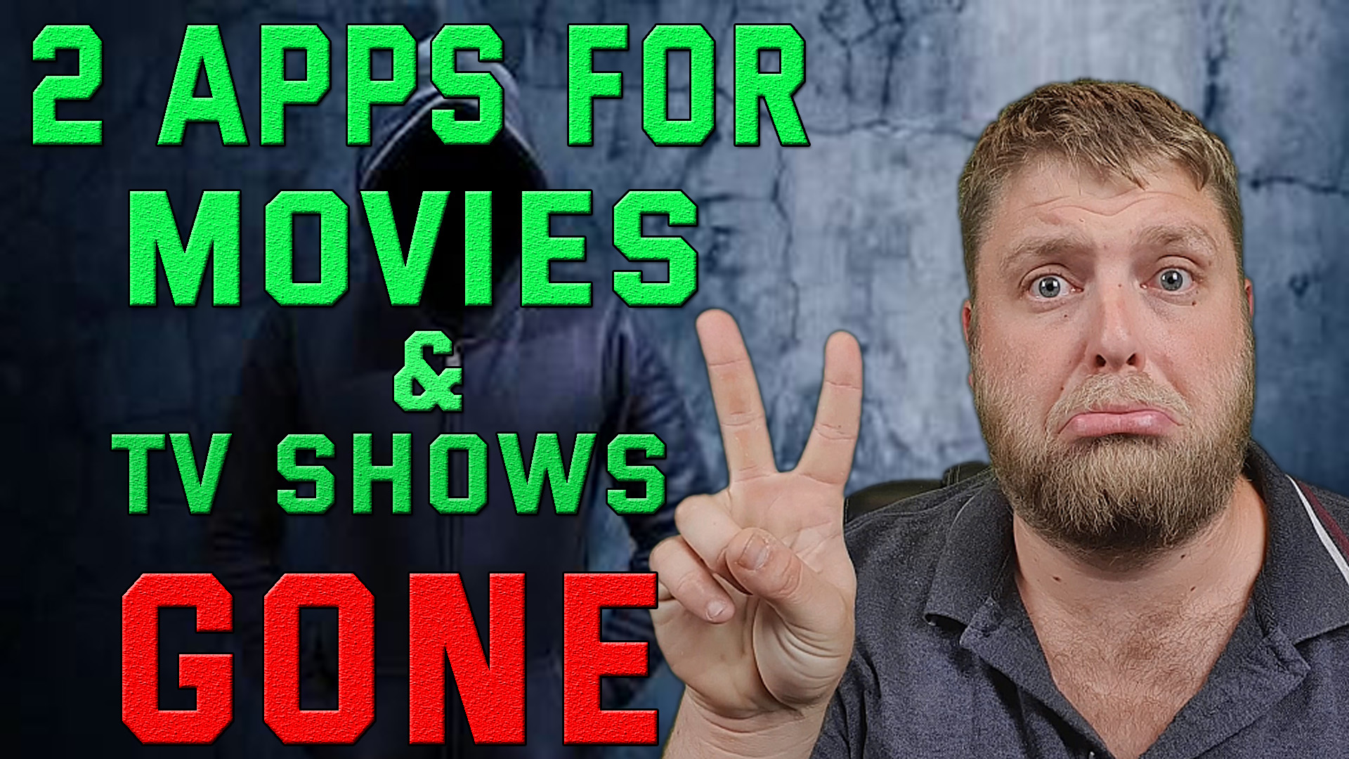 Movie Apps Shut Down