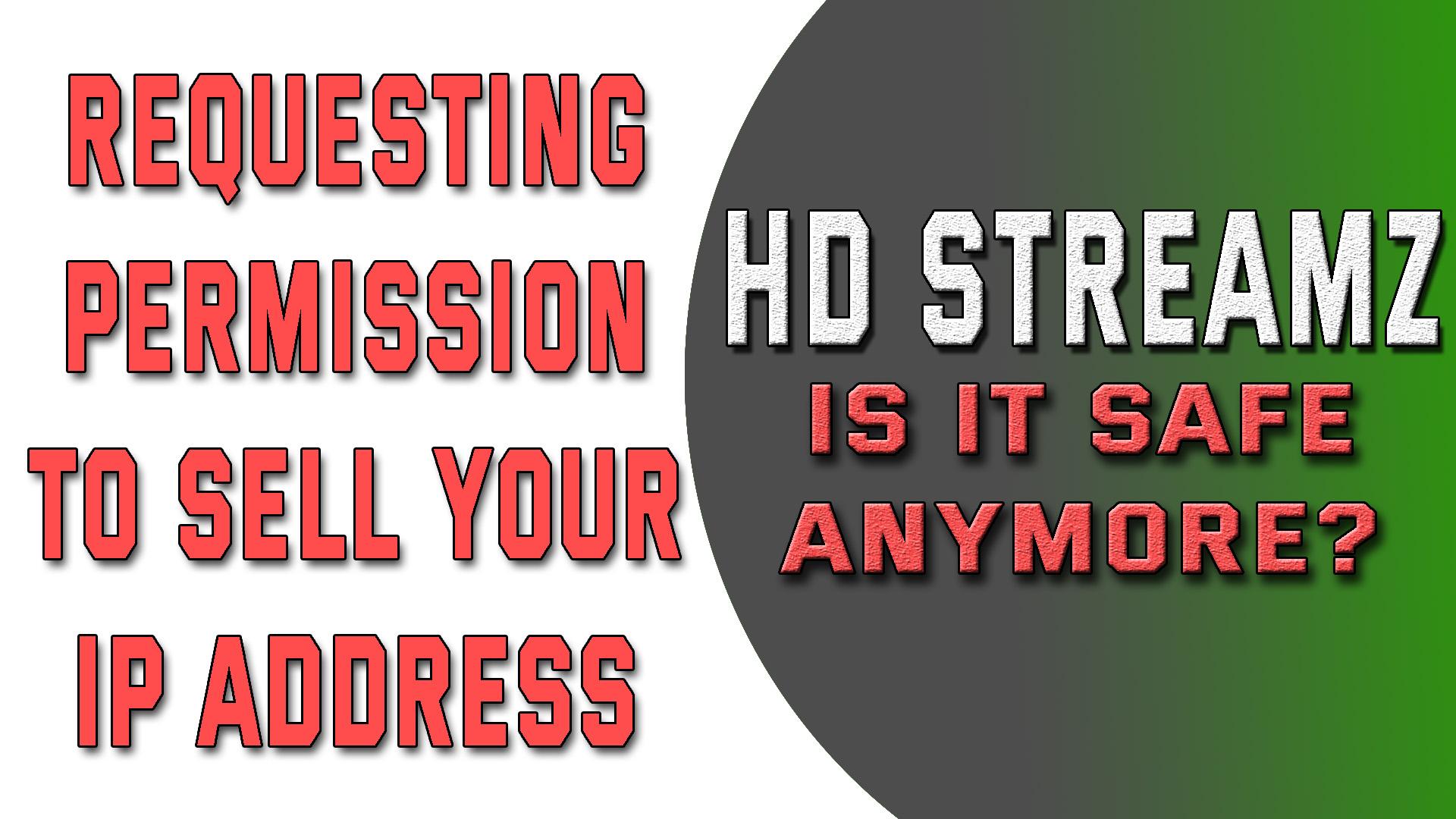 HD Streamz Isn't Safe
