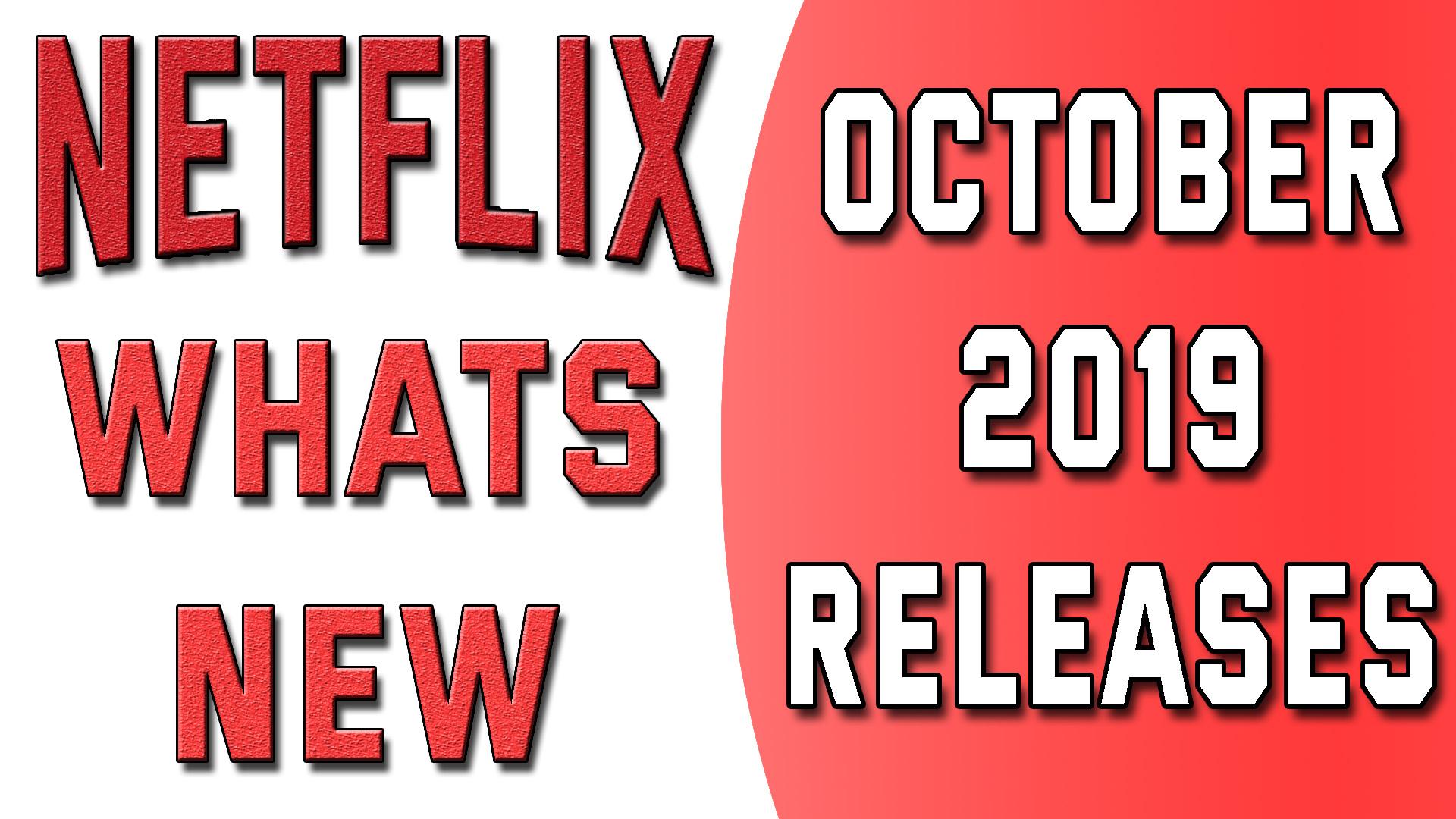 Netflix New Releases