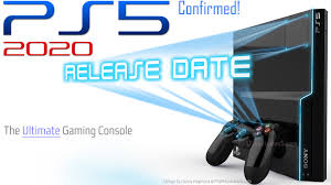 Playstation 5 release date
