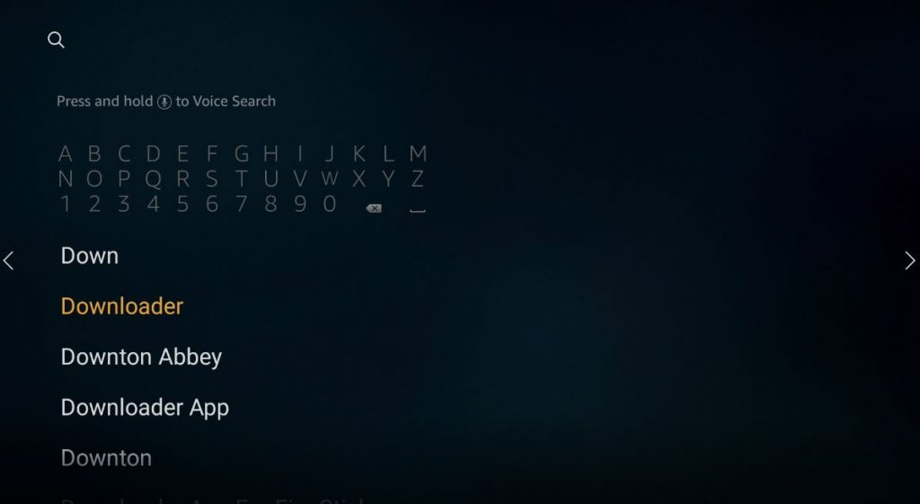 Search Downloader