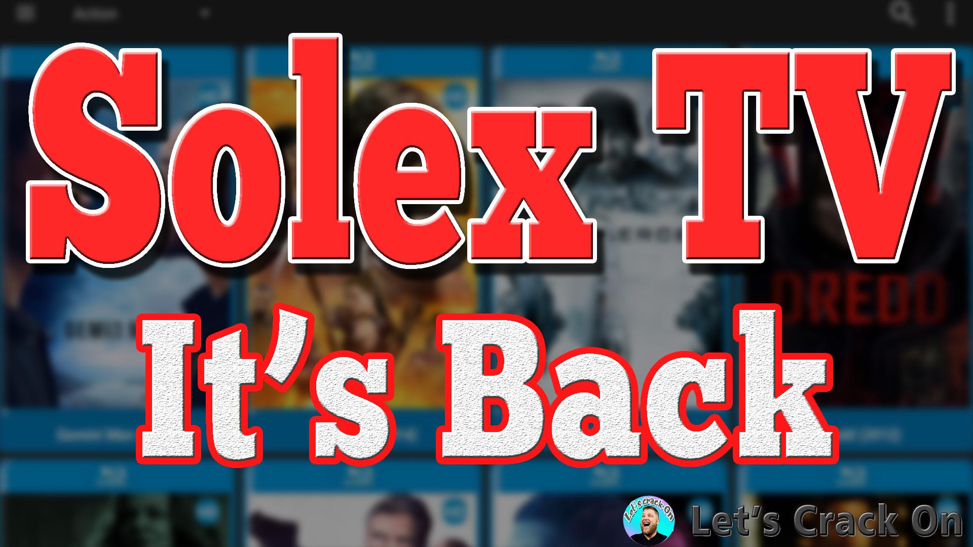Solex TV