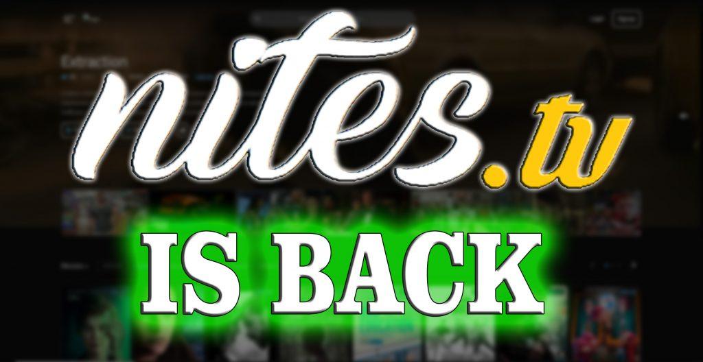Nites TV Returns after recent seizure