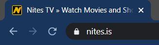 Nites TV website