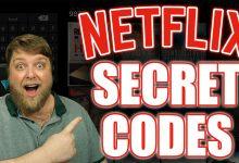 Netflix Secret Codes